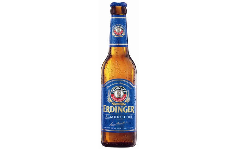 Erdinger Wheat beers 0.5%, Germany