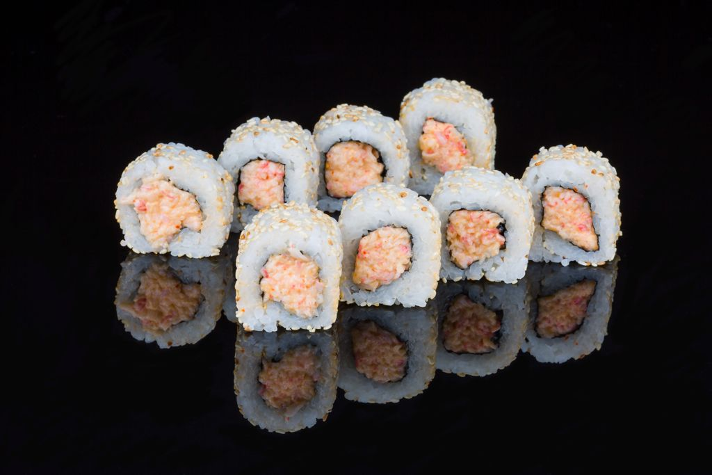 Spicy KANI / Crab spicy roll
