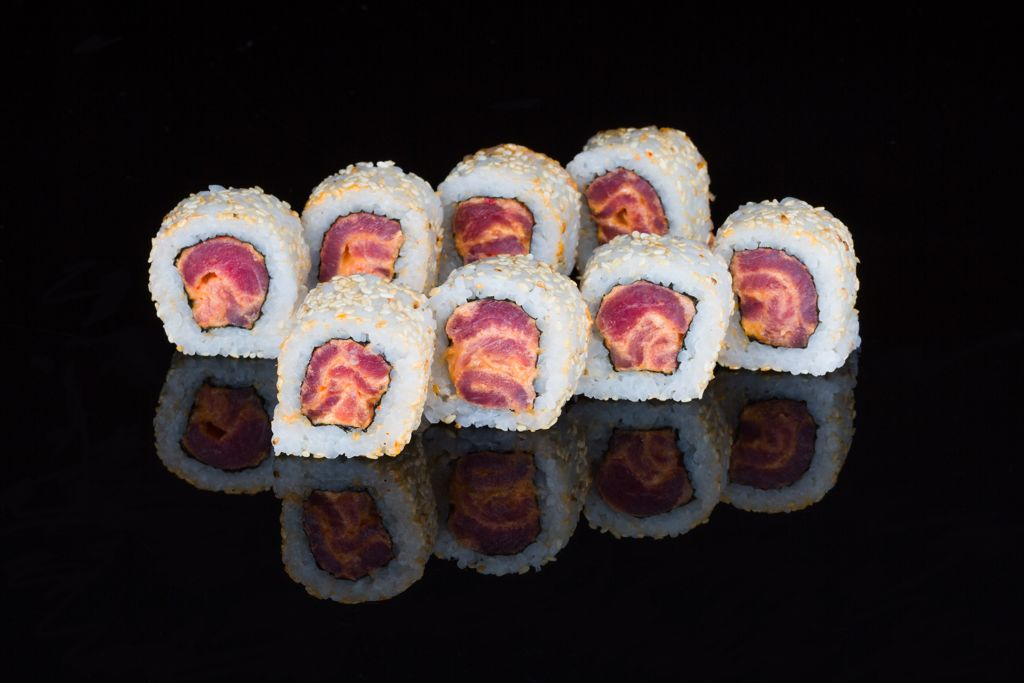 Spicy MAGURO / Tuna spicy roll